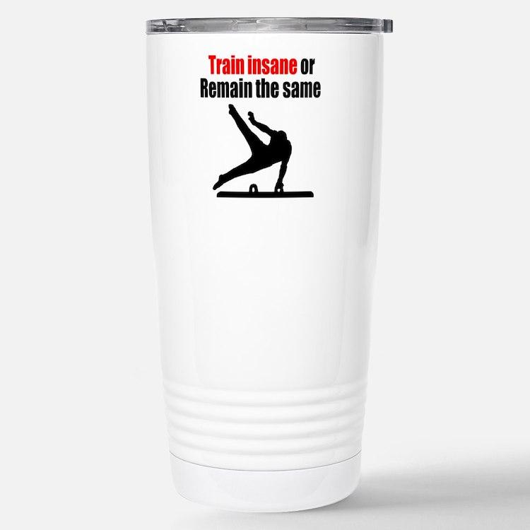 FIERCE GYMNAST Travel Mug