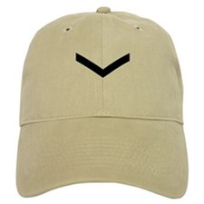 Lance Corporal<BR> Khaki Baseball Cap