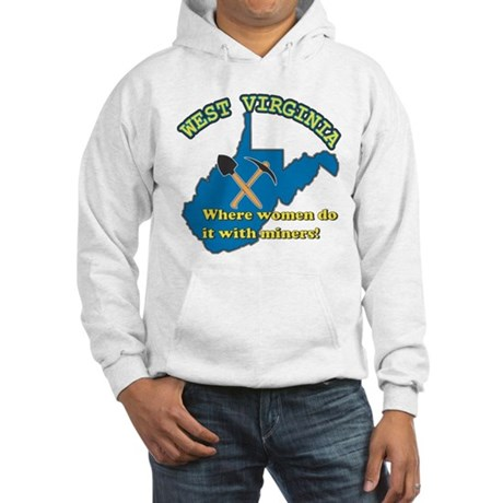 WV Women Hooded Sweatshirt
