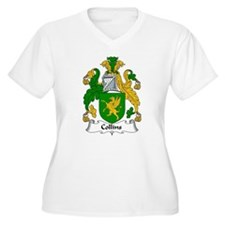Collins Family Crest  T-Shirt