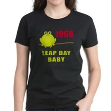 1968 Leap Year Baby Tee