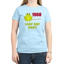 1968 Leap Year Baby T-Shirt