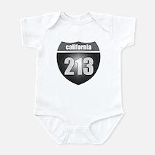 Interstate 213 Infant Bodysuit