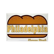 Cute Po boy Rectangle Magnet (100 pack)