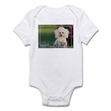 Miniature Poodle-4 Infant Bodysuit