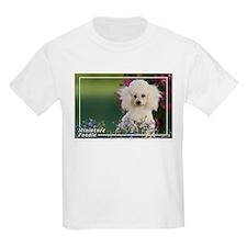Miniature Poodle-4 T-Shirt