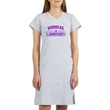 MEDICAL ASSISTANT Women's Nightshirt
