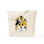 Collard Family Crest Tote Bag