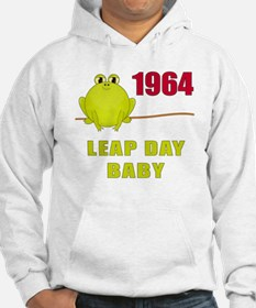 1964 Leap Year Baby Jumper Hoody