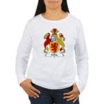 Coley Family Crest  Women's Long Sleeve T-Shirt