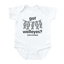 Got Walleye? Infant Bodysuit