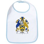 Colby Family Crest  Bib