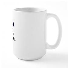 I love Albion Nebraska Mug