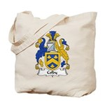 Colby Family Crest  Tote Bag