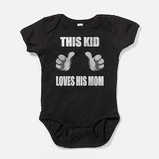 Unique Son Baby Bodysuit