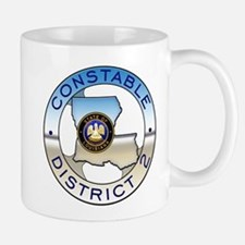 Louisiana Constable Mug