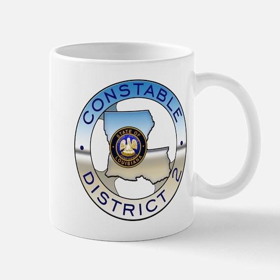 Louisiana Constable Mug