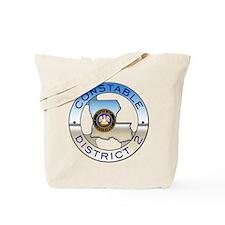 Louisiana Constable Tote Bag
