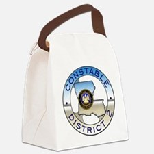 Louisiana Constable Canvas Lunch Bag