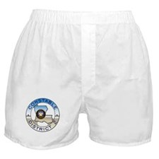 Louisiana Constable Boxer Shorts