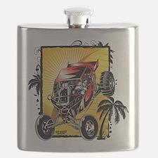 Desert Sand Buggy Flask