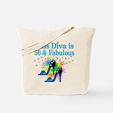 50TH PRIMA DONNA Tote Bag