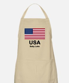 44 Star Flag BBQ Apron