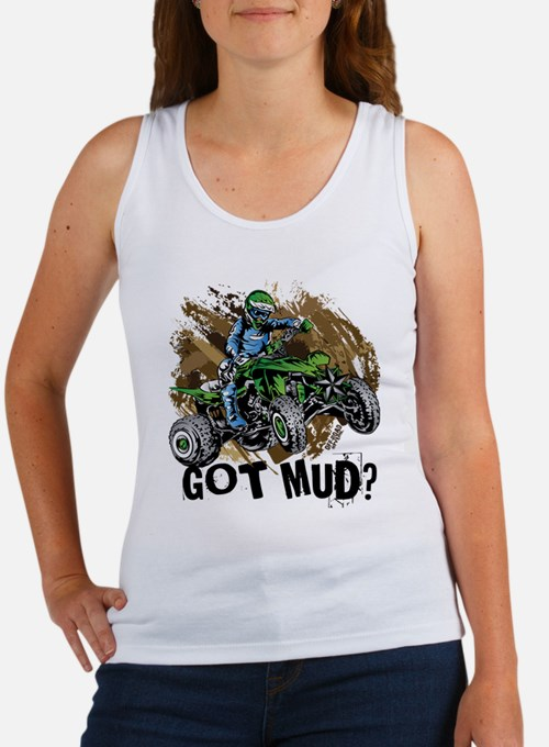 Got Mud ATV Quad Tank Top