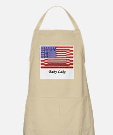 3 Flags BBQ Apron