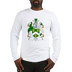 Close Family Crest Long Sleeve T-Shirt