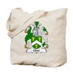 Close Family Crest Tote Bag