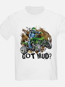Got Mud ATV Quad T-Shirt