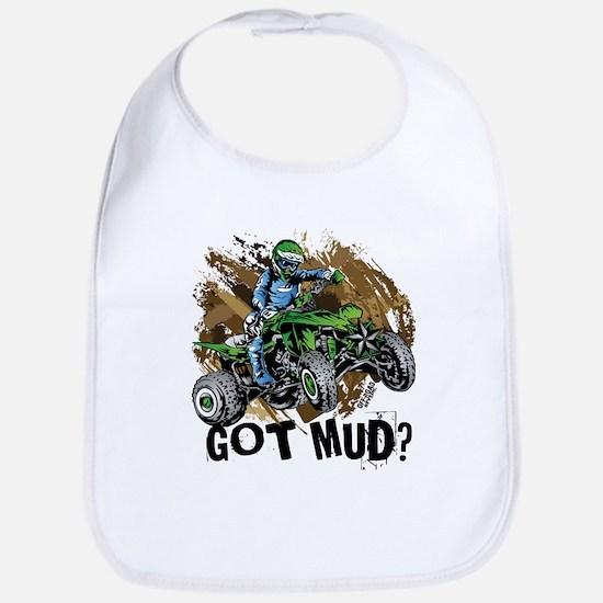 Got Mud ATV Quad Baby Bib
