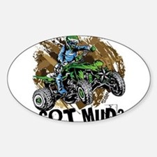 Got Mud ATV Quad Decal