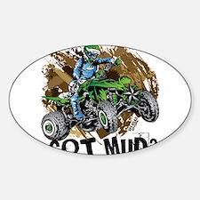 Got Mud ATV Quad Stickers