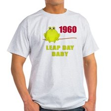 1960 Leap Year Baby T-Shirt