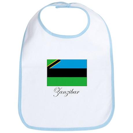 Zanzibar - Flag Bib