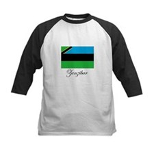Zanzibar - Flag Tee