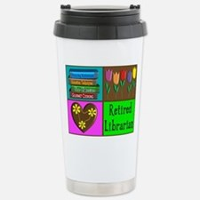 Cool Library Travel Mug