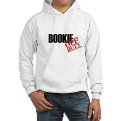 Off Duty Bookie Hoodie