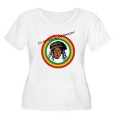 I'd Rather be in Jamaica T-Shirt