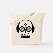 Indy Film Head Tote Bag