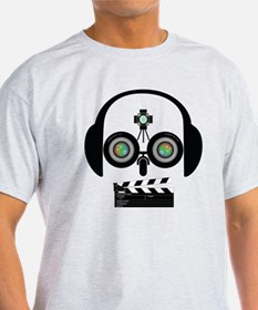 Indy Film Head T-Shirt