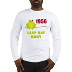 1956 Leap Year Baby Long Sleeve T-Shirt