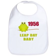 1956 Leap Year Baby Bib