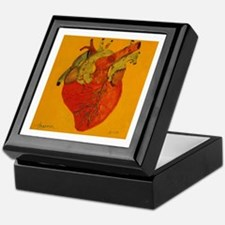 mending heart Keepsake Box