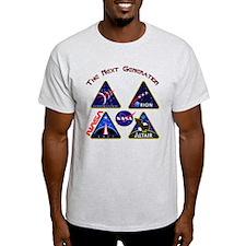 Project Constellation Logos T-Shirt