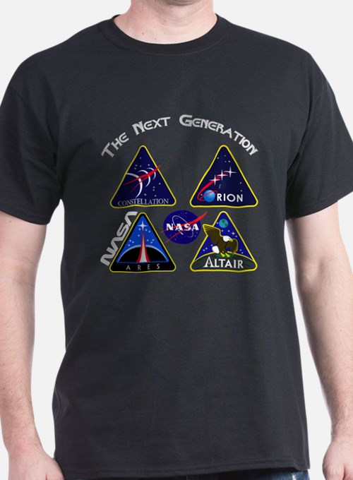 Project Constellation Logos T-Shirt
