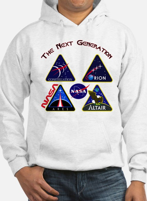 Project Constellation Logos Hoodie