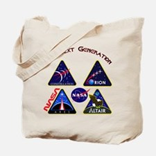 Project Constellation Logos Tote Bag